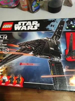 Juguete lego star wars krennics imperial shuttle