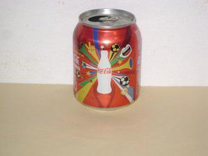 Lata Cocacola Mundial Sudafrica 2010