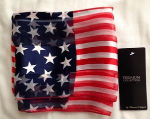 Mascada USA original nueva