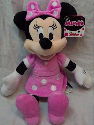 Minnie Mouse Peluche 25cm Disney Precio Mayoreo