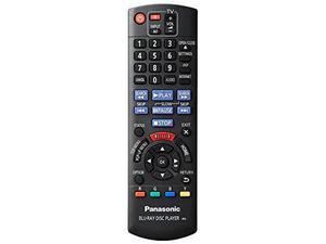 Panasonic Blu Ray Disc Player Remote N2qayb000952 Dmp-bd91 D
