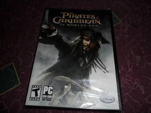 Piratas Del Caribe En El Fin Del Mundo Juego Para Pc Nuevo
