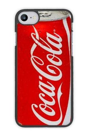 Protector Funda Iphone 4 5 6 Se Plus Coca Cola Lata Tapa