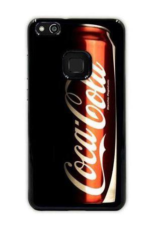 Protector Huawei Mate 10 P10 P20 Lite Coca Cola Lata Negro