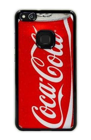 Protector Huawei Mate 10 P10 P20 Lite Coca Cola Lata Roja