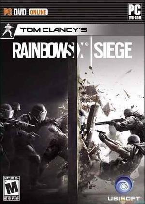 Rainbow Six Siege Para Pc Nuevo