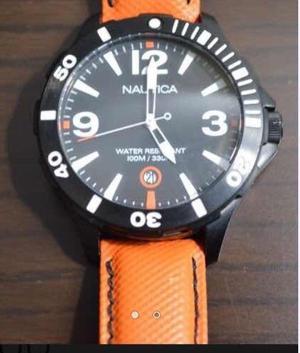 Reloj Nautica Hombre/ Nuevo Original