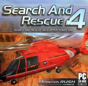 Search And Rescue 4 - Juego De Helicóptero Para Pc Vv4