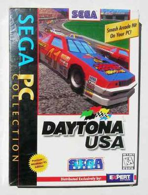 Sega Pc Collection Daytona Usa Juego Para Pc Nuevo Y Sellado