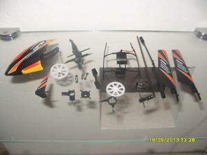 Set De Refacciones Helicoptero Wl Toys V911
