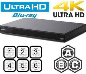 Sony X800 Multi Zona Todos Región Código Gratis Blu-ray