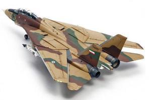 Tamiya Avión F14 A Tomcat Grumman 1/48 Armar Pintar