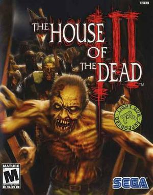 The House Of The Dead Trilogia!- Pc Digital