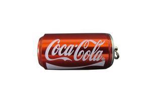 Unidad Flash Mojo 32 Gb Diseño Lata De Coca Cola Usb 2.0