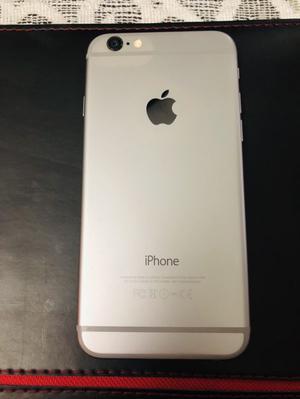 iPhone 6 de 16gb Como Nuevo estética de 10