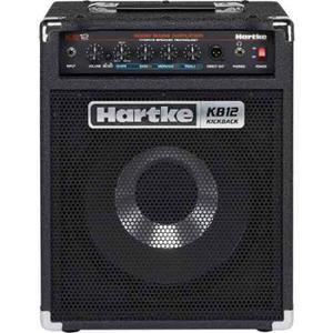 Amplificador Combo Para Bajo 12 Pulg 500w Kb12 Hartke