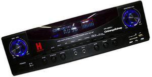 Amplificador Estereo Usb Sd Bluetooth Am Fm