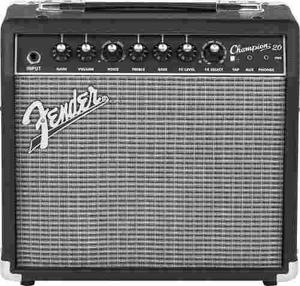Amplificador Fender Champion 20watts P/guitarra Envió