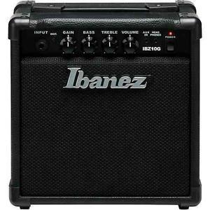 Amplificador Ibanez Guitarra Ibz10g-n 10 Watts Confirma Exis