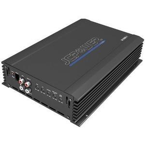 Amplificador Jc Power R1600.1 Clase D, Monoblock, 1000w