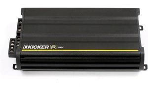 Amplificador Kicker Cx300.4 Claseab 4ch 600w Reacondicionado