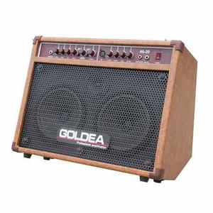 Amplificador Para Guitarra Electroacustica Mod. Ag30 Goldea