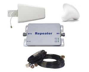 Antena Amplificador Señal Celular 3g, 4g, 55 Db Doble Banda