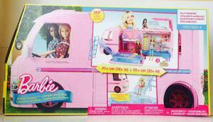 Barbie Camper Nuevo Modelo