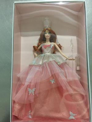 Barbie Gold Label Glinda Mago De Oz Nueva Original Envío