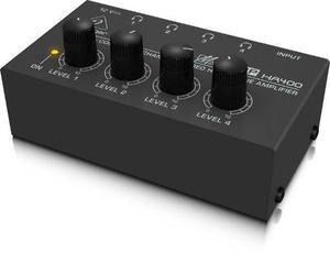 Behringer Amplificador Audifonos Ha400 Meses Sin Intereses