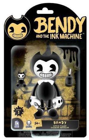 Bendy And The Ink Machine Figura De Accion Bendy