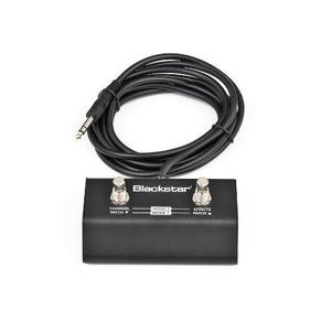 Blackstar Fs11, Pedal Footswitch Dos Vías Para Amplificador
