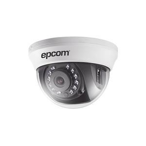 Camara Domo Epcom 720p Ir 20m 2.8 Mm Gran Angular Ld7turbow