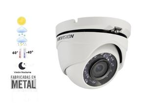 Cámara Domo Hikvision p 2 Mp Gran Angular 2.8mm