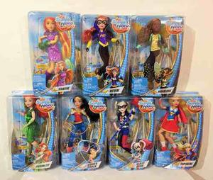 Coleccion Dc Super Hero Girls