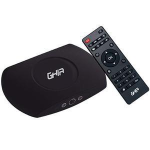Convertidor Ghia Gac-009 Smart Tv 1gb Hdmi Wifi Av Negro