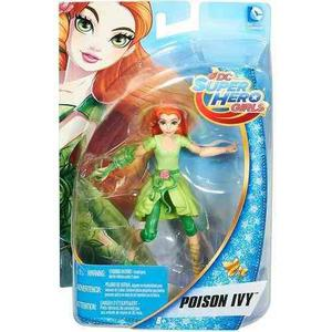 Dc Super Hero Girls Surtido De Figuras De Accion Poison Ivy