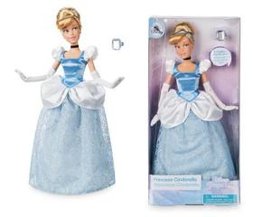 Disney Cinderella - La Cenicienta Muñeca Disney Store 2018