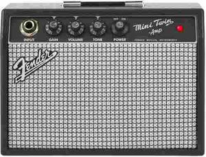 Fender 0234812000 Mini Twin 65 Amplificador De Guitarra 1w