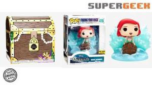 Funko Treasures Under The Sea La Sirenita Ariel Disney (1