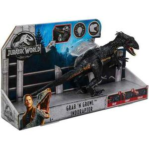 Jurassic World 2 Figura Indoraptor Luz Sonidos Growl 2018
