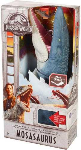 Jurassic World El Reino Caido Mosasaurio 71cm Envio Gratis