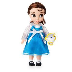 La Bella Y La Bestia Muñeca Princesa Disney Store Animators