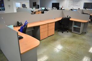 Mobiliario de Oficina en muy buen estado en oferta