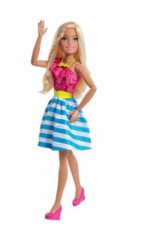 Muñeca Barbie De 28 Pulgadas Barbie Fashion Barbie