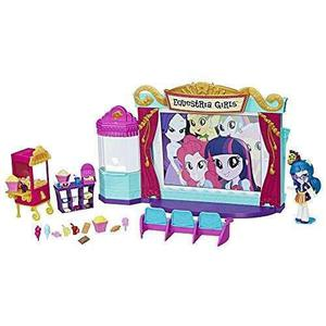 Muñeca Mini Equestria Marca My Little Pony Diversión Cine