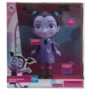 Muñeca Vampirina Canta Disney Store 28 Cm