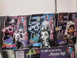 Muñecas De Monster High Ghoul's Alive Con Luz Y Sonidos !!