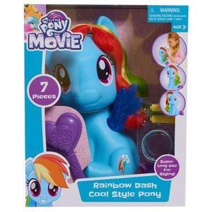 My Little Pony Para Peinar Con Accesorios Arcoiris Pony Pein