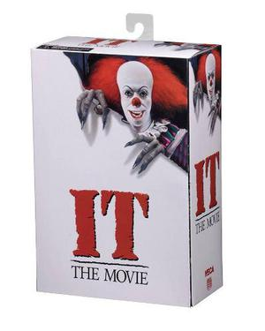 Neca It The Movie 1990 Pennywise Ultimate Figure Payaso Eso